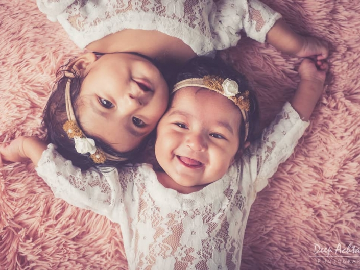Photography for Twin Baby