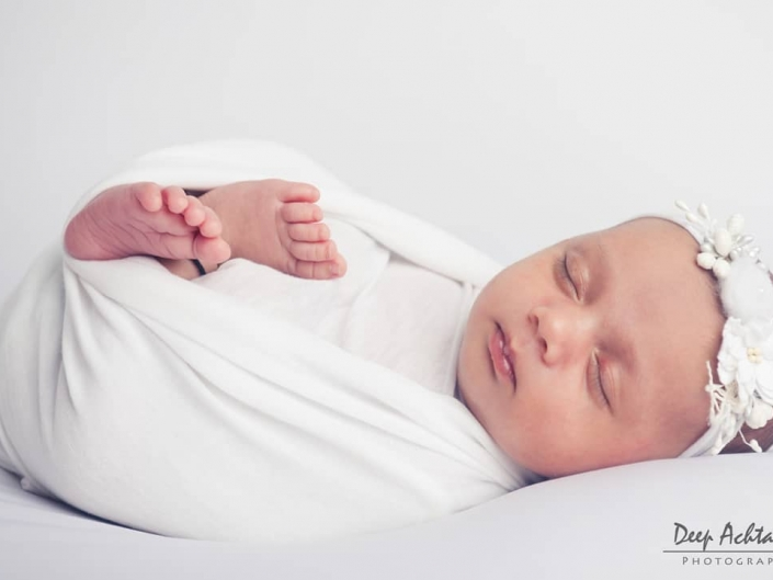 Newborn Photoshoot India