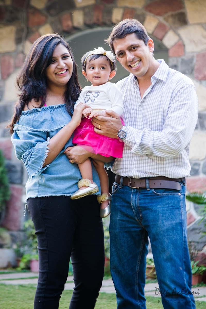 Family Photshoot Pune
